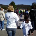 JDRF Walk to Cure Diabetes | October of 2009.