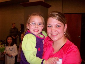 One of my favorite CWD's in the world! (Children With Diabetes)