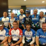 Our complete Alabama chapter Nashville ride team!