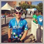 Aaron Jaffe, T1 athlete extraordinaire