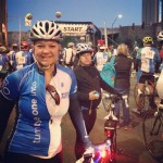 Lake Tahoe, my third JDRF Ride