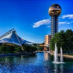 World's Fair Park, Knoxville